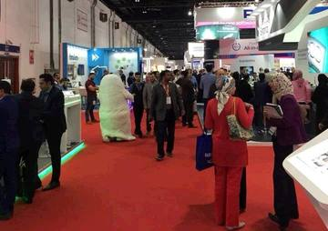 On February 6-8 an international dental exhibition-conference was held